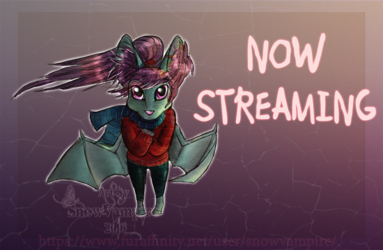 Commissions open STREAMING
