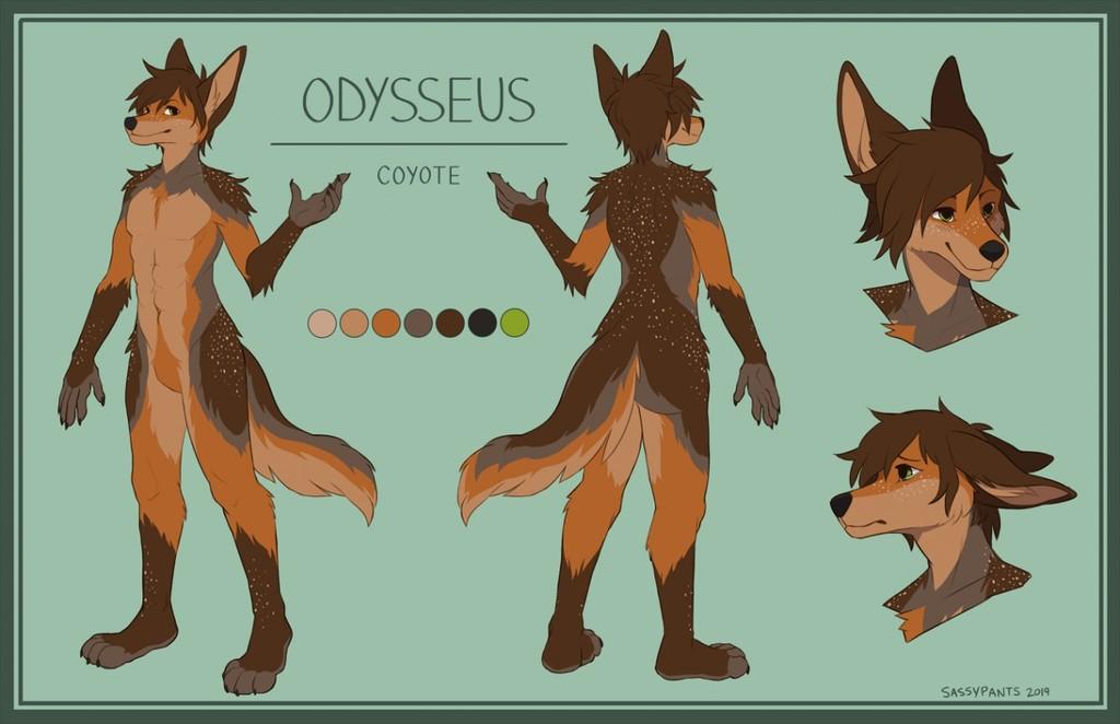 Odysseus Ref Sheet