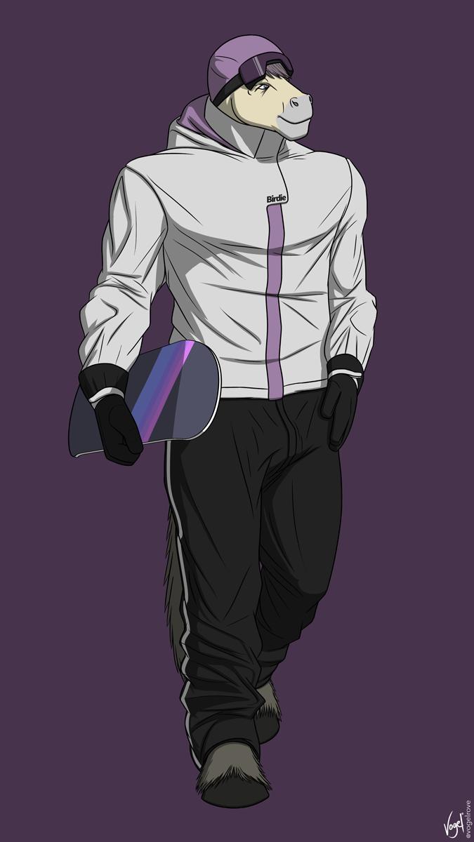 Tanner (Snowboarder Version)