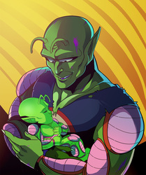 King Piccolo (COMMISSION)