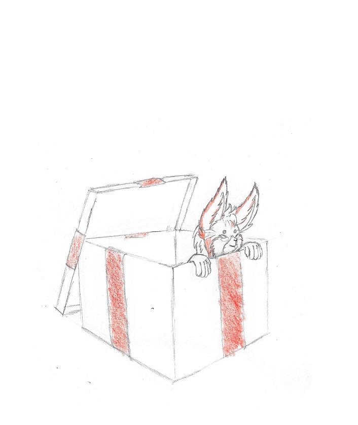 Sketchtober 28th - Gift / Art or Treat - Firminus