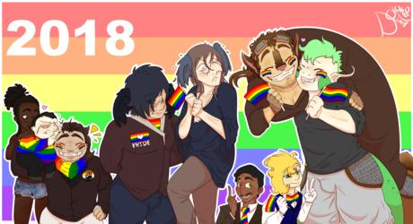 Pride 2018 part 1