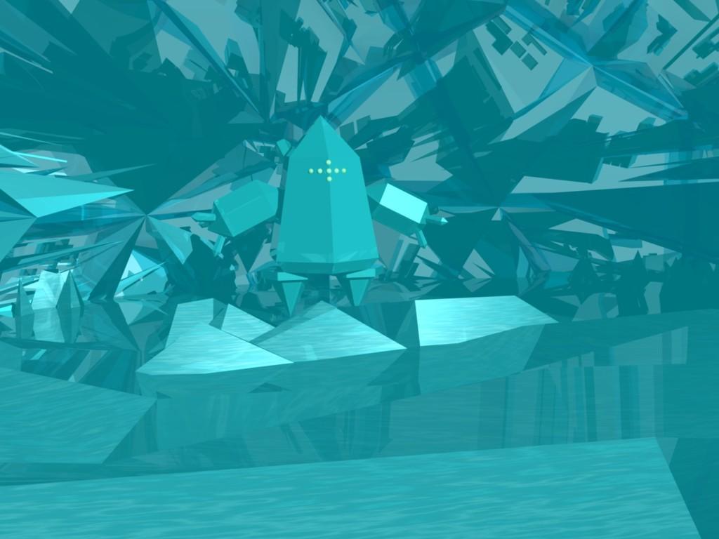 Regice ~ Rendered in 3D!