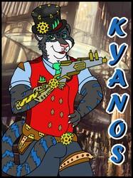 Kyanos MCFC 2016 Badge