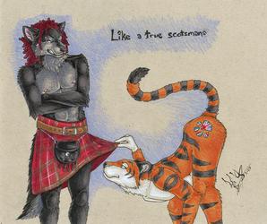 Like a True Scotsman.