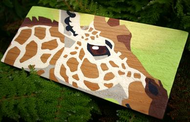 Giraffe Spots 2
