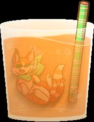 Orange Tabby Soda