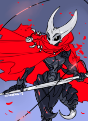 Perfect Nail - Hollow Knight Fanart