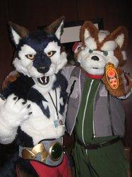 FWA 2013 - Fox McCloud and Maglot