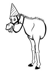 MILKY BAR HORSE