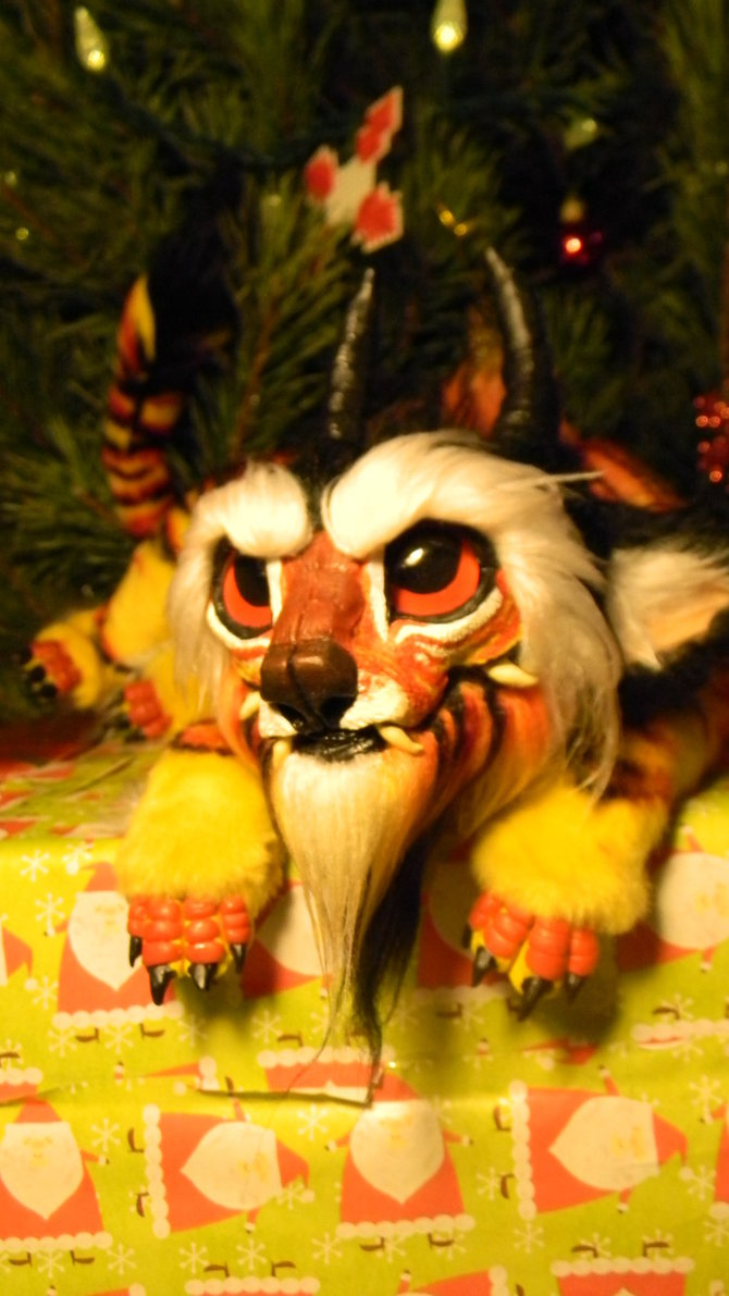Most recent image: Tiger Dragon Doll