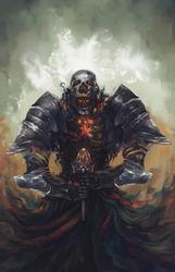 Dark Skull Knight
