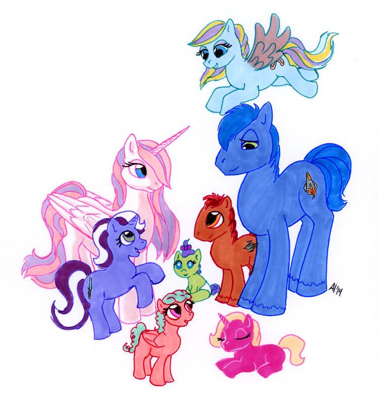 Pen Test Ponies