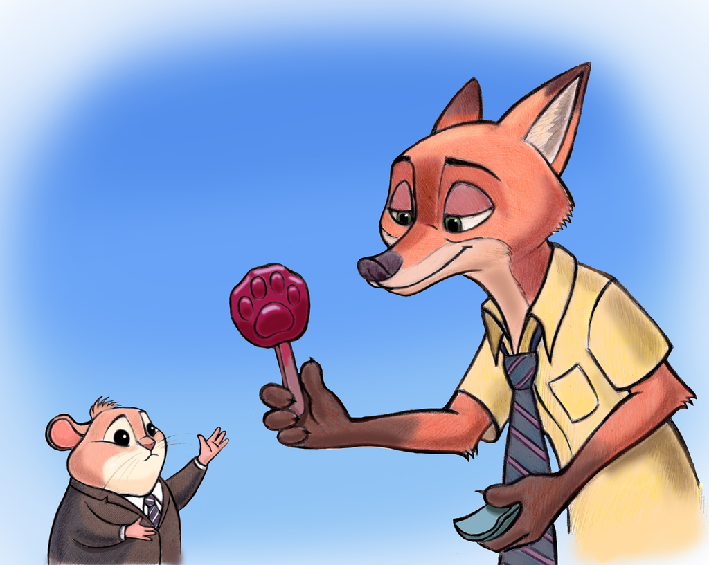Most recent image: Nick Wilde