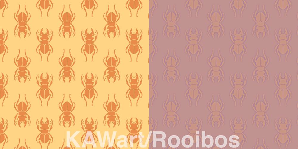 Simple Beetle Pattern