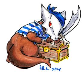 [stream art] pirate marowak