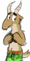 Wheeler, but he's an antelope this time