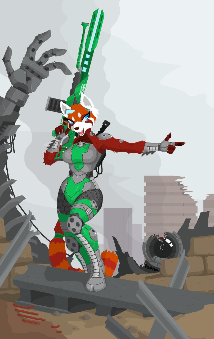 Jade The Giant-Killer