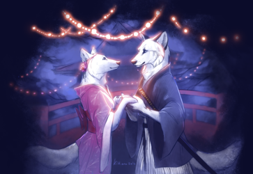 By the Lanterns