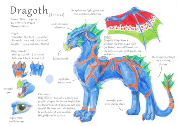 Reference Sheet: Dragoth