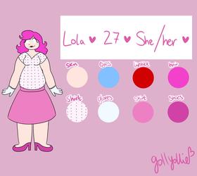 [OC Ref] Lola