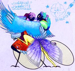 Blue--Harmony