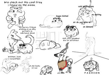 Im sick bonus sketches