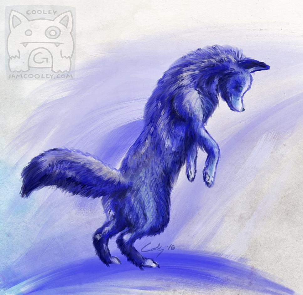 Blue Fox Commission
