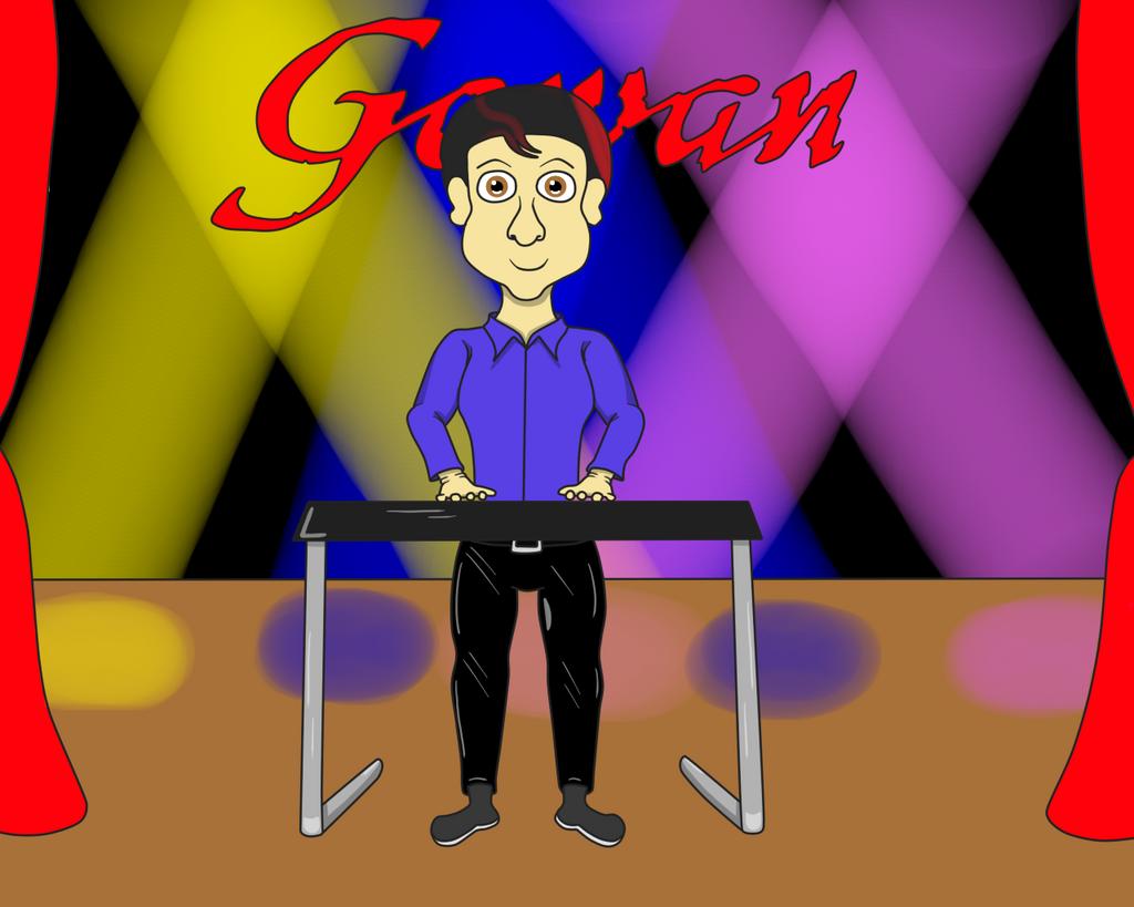 Most recent image: Gowan