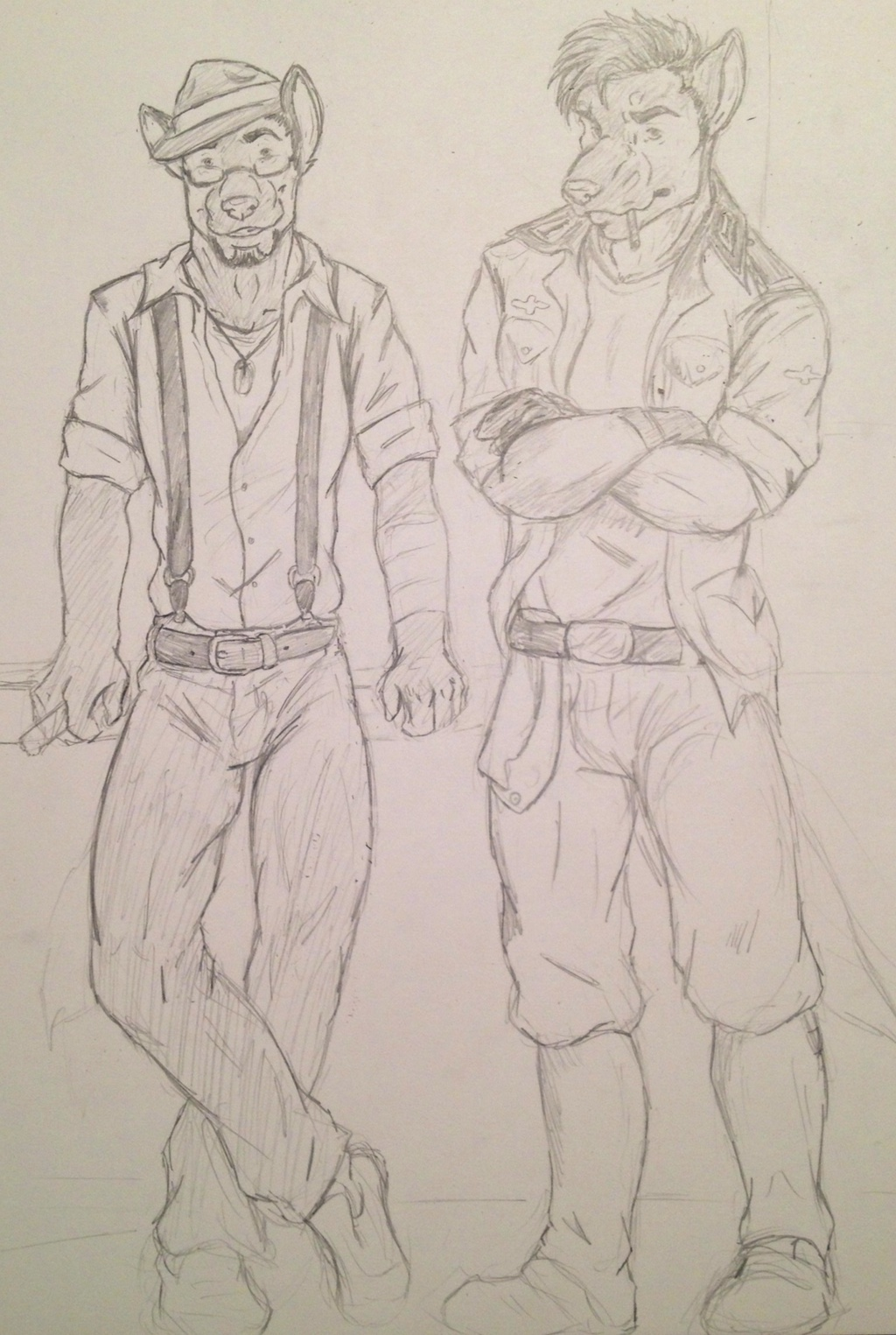 The engineer and the mineman part three WIP