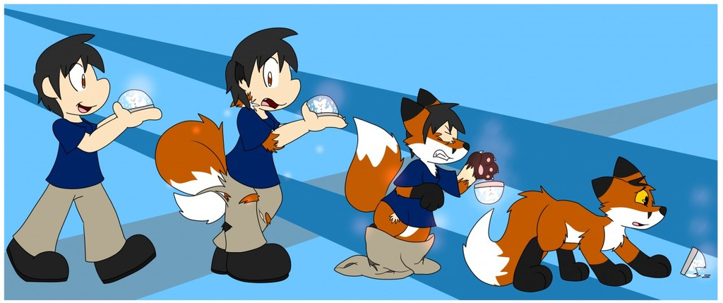 Most recent image: Fox globe by Joltink