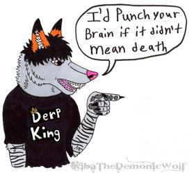 I'd Punch Your Brain