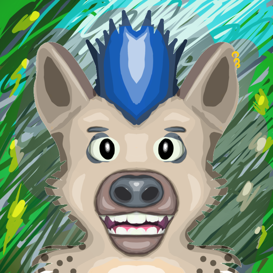 Free Icon for Helix_Hyena