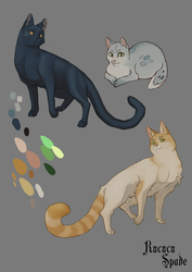 Cat forms - Basileus concept