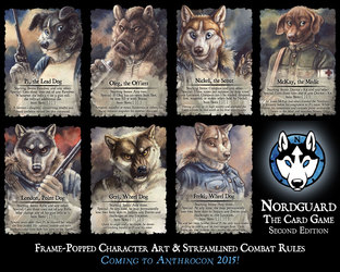 Nordguard: The Card Game - Second Edition