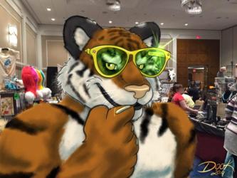 Tiger Shenanigans