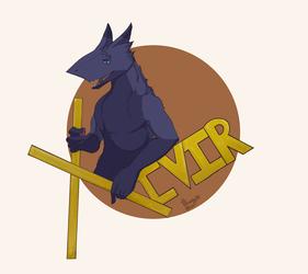 Xivir: badge