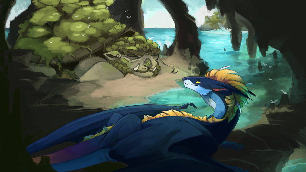 A Welcome Visitor [Runeax]
