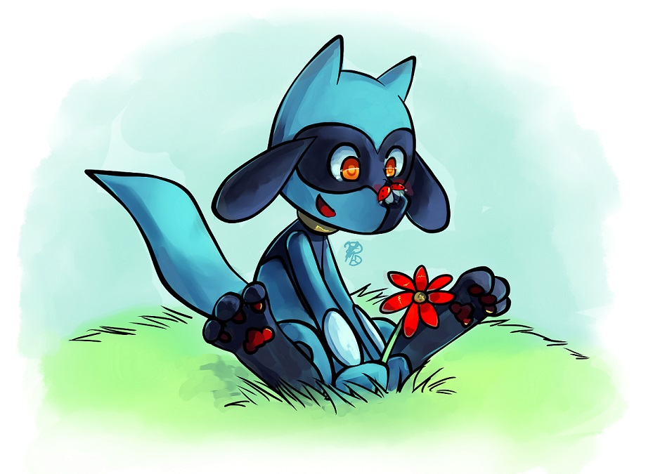 Most recent image: Fun in the Sun with Riolu (Video Included)