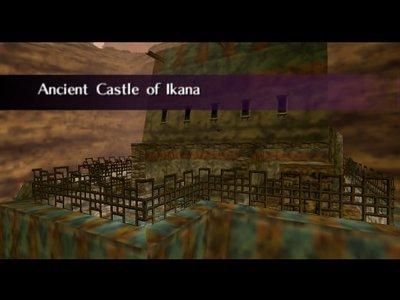 WIP #1 - Ikana Castle