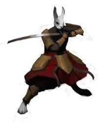 Bunny-warrior