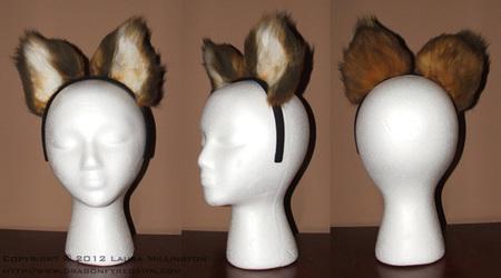 Cougar Ears