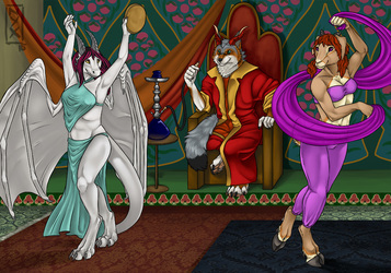 ..:: Oriental Dance ::.. [Com]