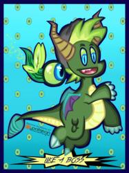 (Spyro) JackSepticEye Dragon
