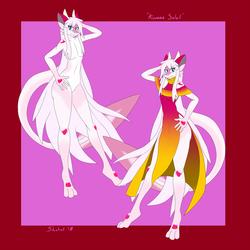 {SV} Marble Dragon, R'uvaae Soleil