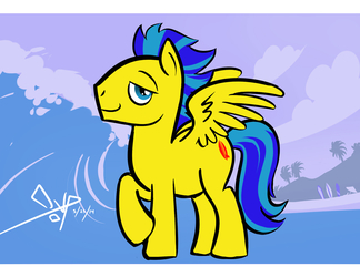 Pony Tide Pony Time (Wind Tide MLP)