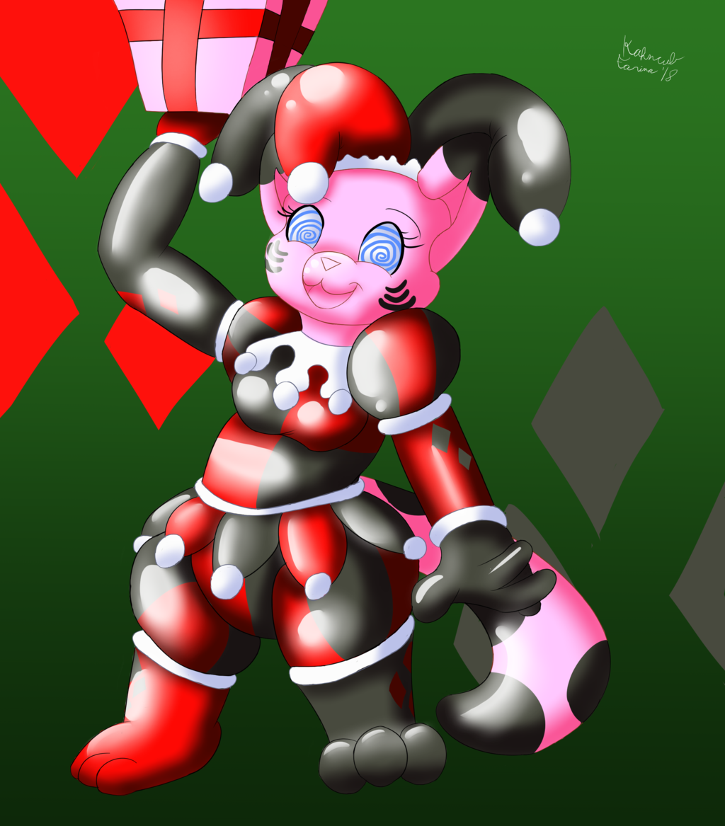 Most recent image: Kahncub Joins the Rubber Jesters Troupe!