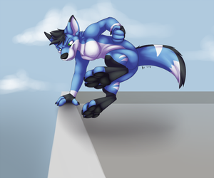 Leaping from Rooftops