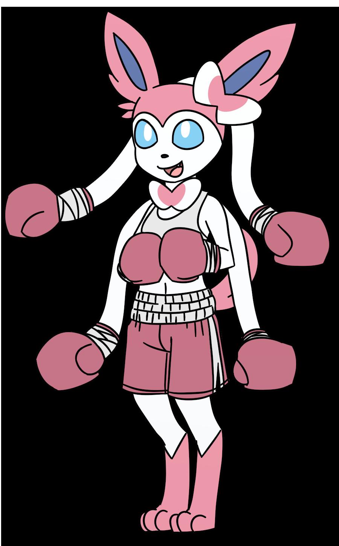 Sylveon Boxing
