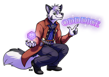 Odddice Badge